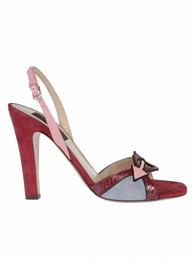 VALENTINO Valentino Valentino Cutout Detail Sandals