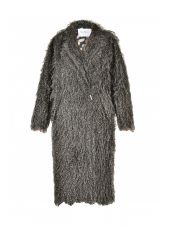 Max Mara Coat With Feathers