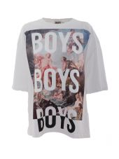 Fausto Puglisi Cotton T-shirt