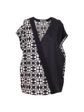 Fausto Puglisi Silk Top