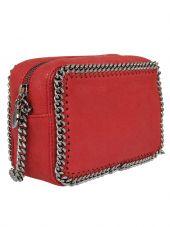 Stella Mccartney Falabella Top Zip Shoulder Bag