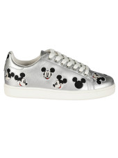 Master Of Arts Disney Metallic Sneakers