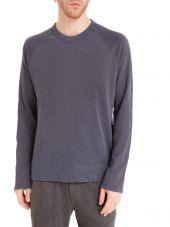 James Perse Raglan Sleeve Sweatshirt