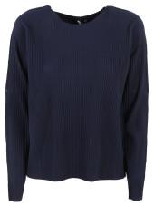 Issey Miyake Ribbed Sweater
