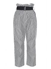 Rag & Bone Bosworth High-rise Cropped Cotton Trousers