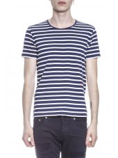 Marc Jacobs Striped Cotton T-shirt