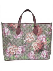 Gucci: Pink Blooms Tote
