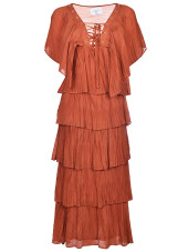 Jovonna Cascade Dress