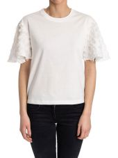 See By Chloé Crew Neck Sweater