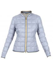 Light Blue Puffer Jacket