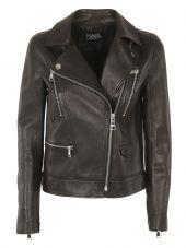 Karl Lagerfeld Ikonik Odina Biker Jacket
