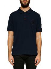 Moncler Gamme Bleu Classic Polo Shirt