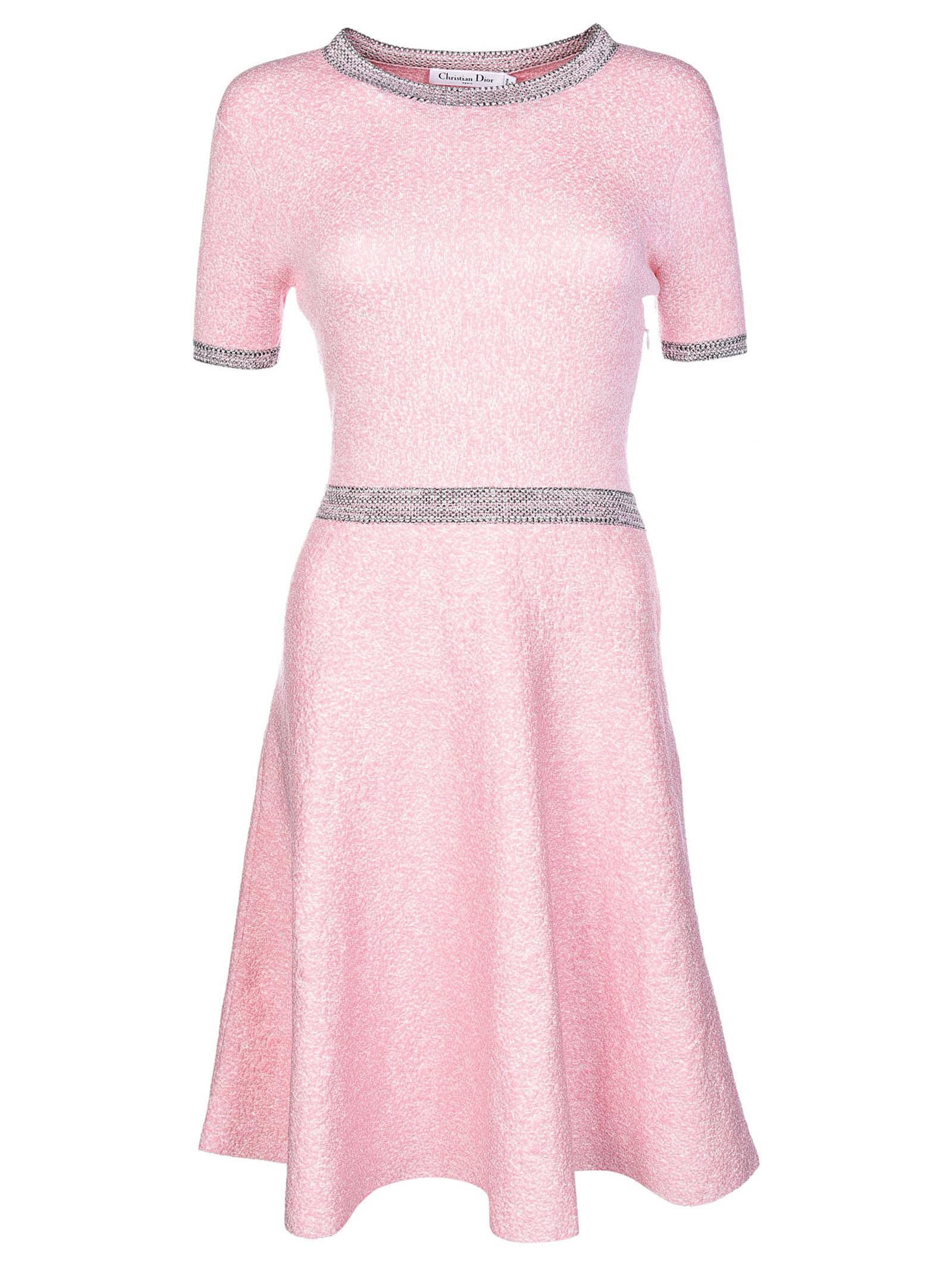 Christian Dior Flared Dress
