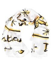 Dior Cancer Scarf
