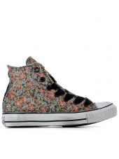 Multicolor Fabric Sneakers