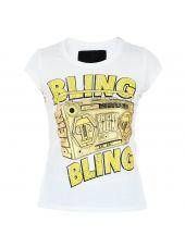 Philipp Plein Bling Bling T-shirt