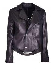 Helmut Lang Plain Biker Jacket