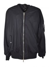 Ben Taverniti Unravel Project Zipped Sleeve Bomber