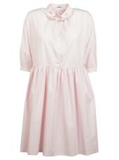 Vivetta Embroidered Collar Dress