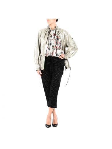 ISABEL MARANT Metallic Lux Jacket