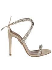 Aquazzura Sweet Lover Embellished Sandals