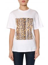 Alexander Wang Bonded Barcode T-shirt
