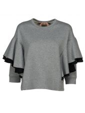 N°21 Flounce Sweatshirt