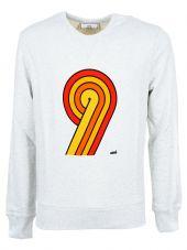 Ami 9 Printed Sweatshirt