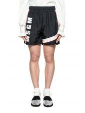 Black/pink/white Shorts
