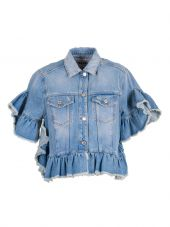 Msgm Crop Jacket