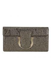 Clutch Shoulder Bag Women Salvatore Ferragamo