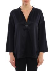 Fabiana Filippi Satin Blouse