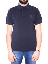 Stone Island - Cotton Polo Shirt