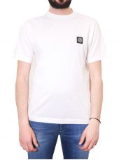 Stone Island - T-shirt In Cotone
