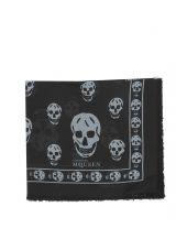 Foulard Skull 104x120