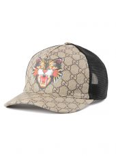 Gucci Baseball Hat Gg Supr. Angr.cat