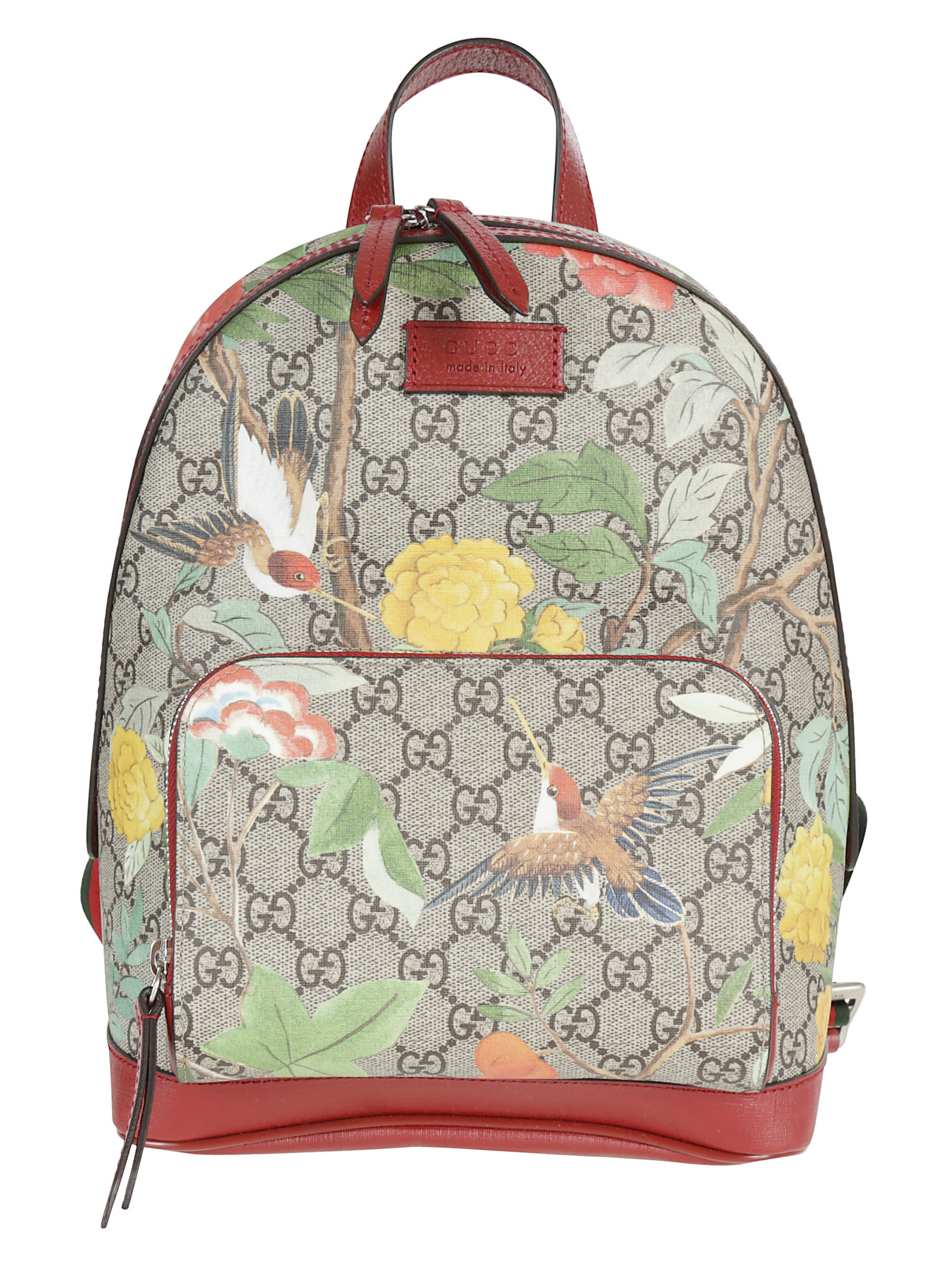 6e5afe38aeb Gucci Gucci Tian GG Supreme Backpack - Beige - 692213   italist