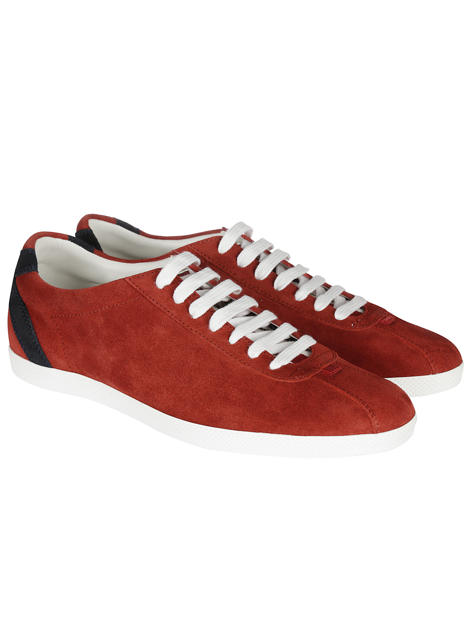 gucci male 250960 gucci suede trainer with laces