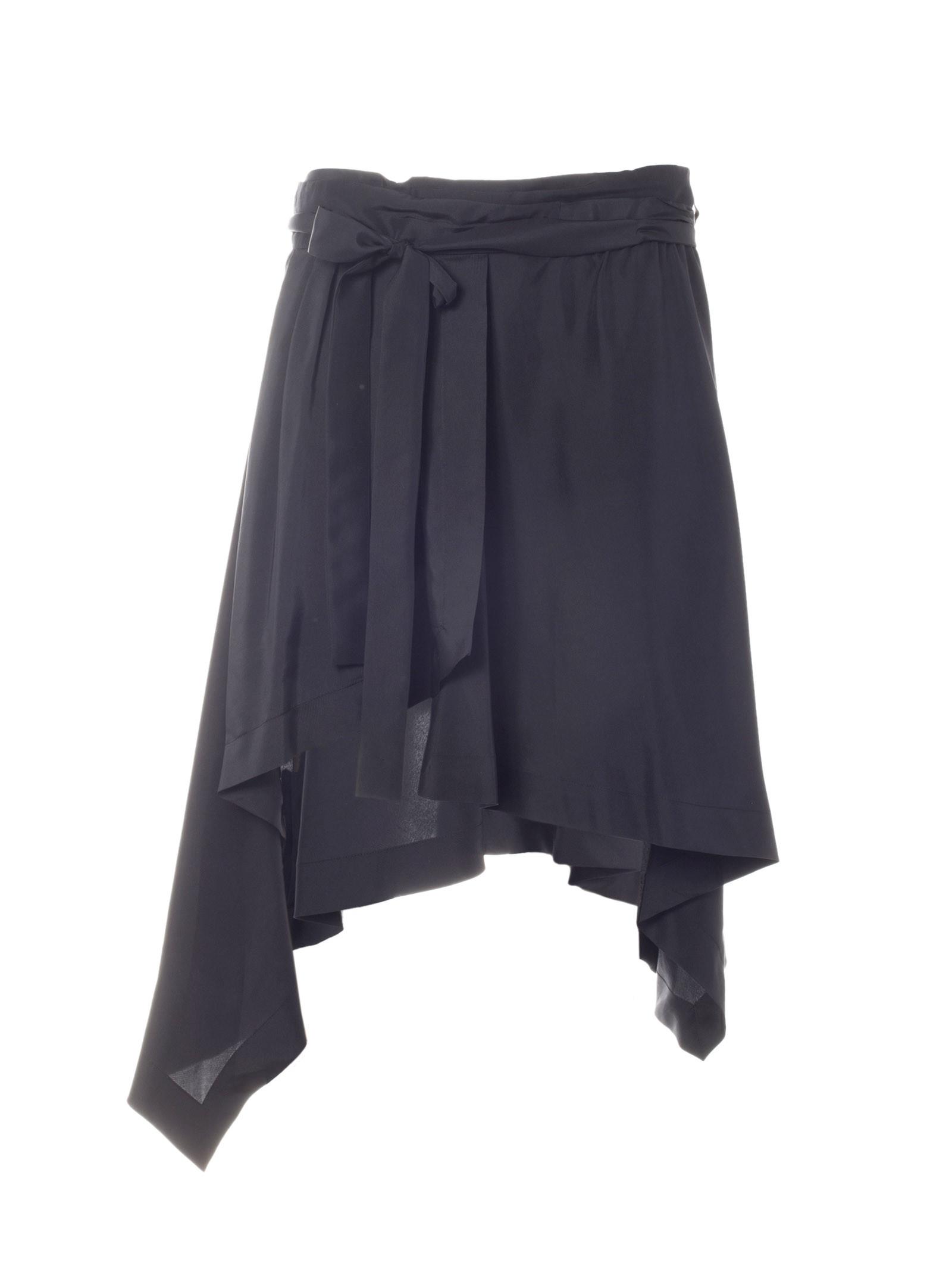 marant marant wrap around skirt pa0584