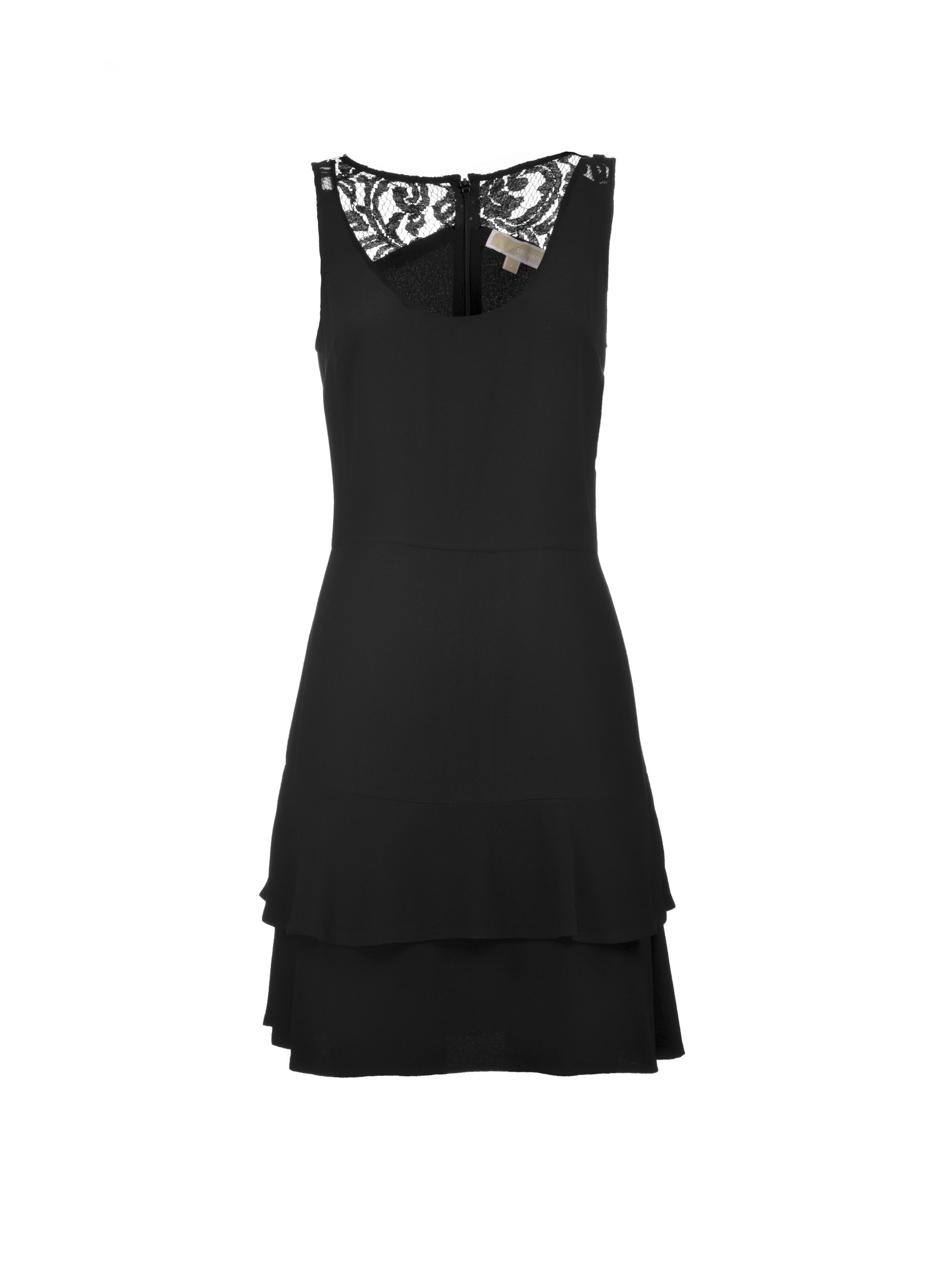 michael kors female 188971 michael kors lace back dress