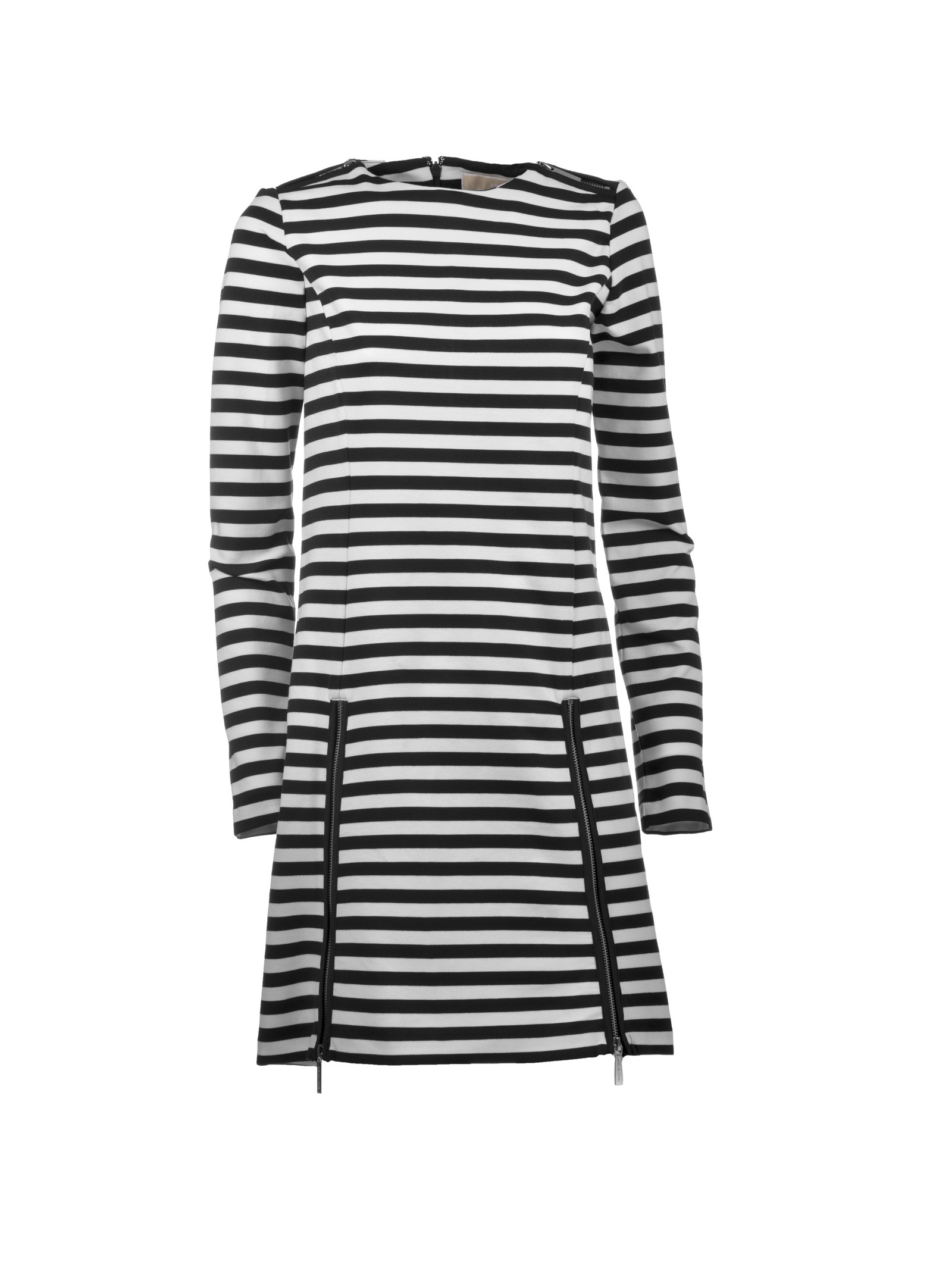 michael kors female 266946 michael kors striped dress