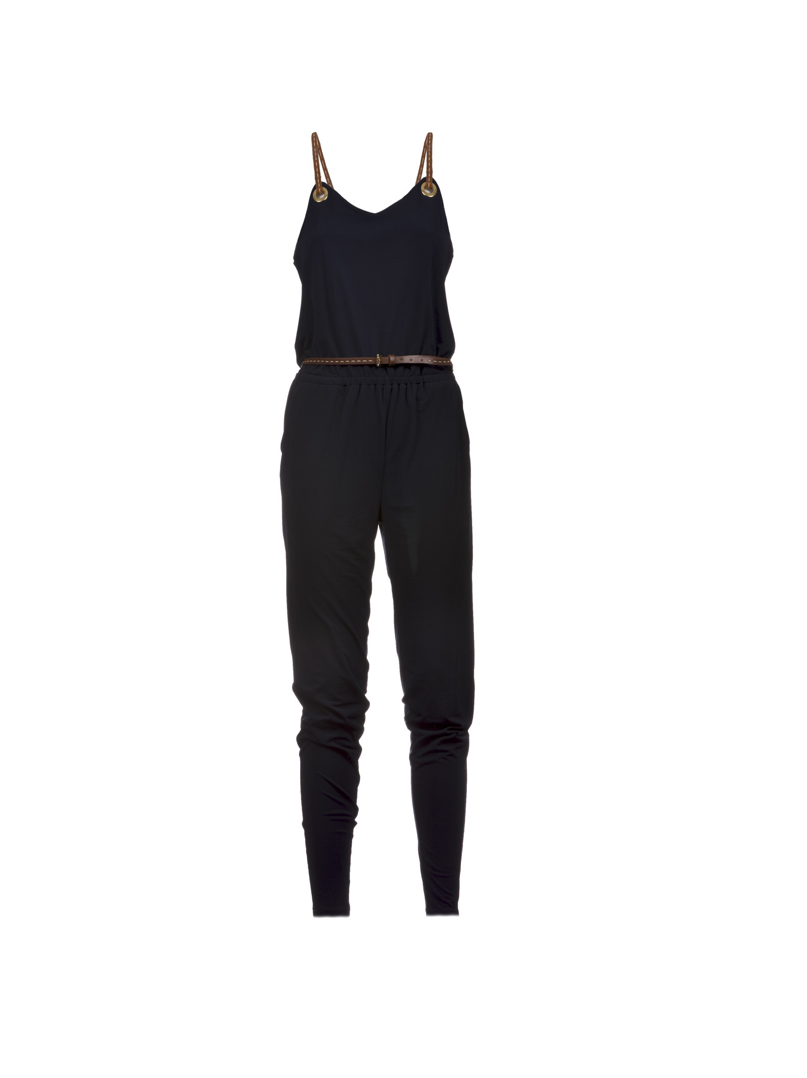 Michael Kors Stretch-Jersey Jumpsuit