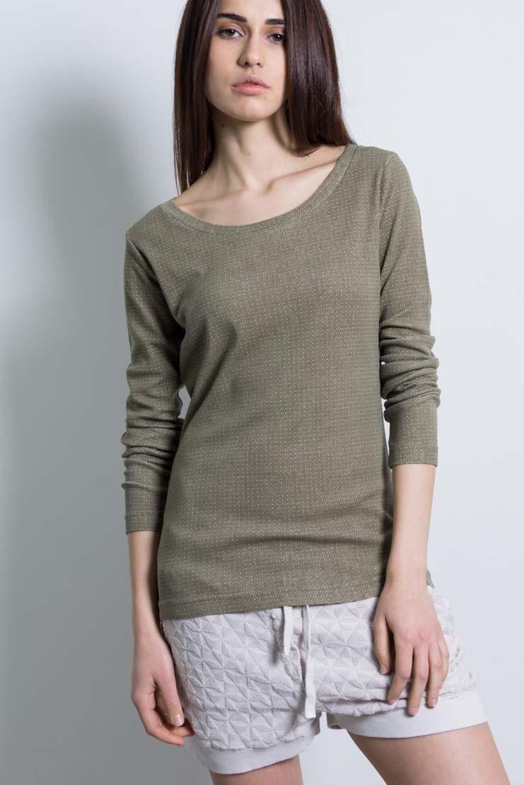 100% Cotton Long Sleeves T-Shirt