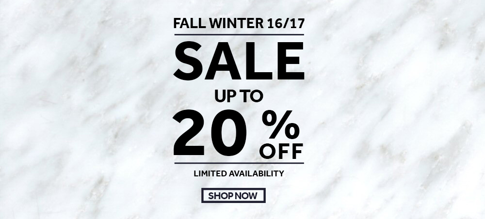 Sale up to 20% OFF - New arrivals from the best italian boutiques