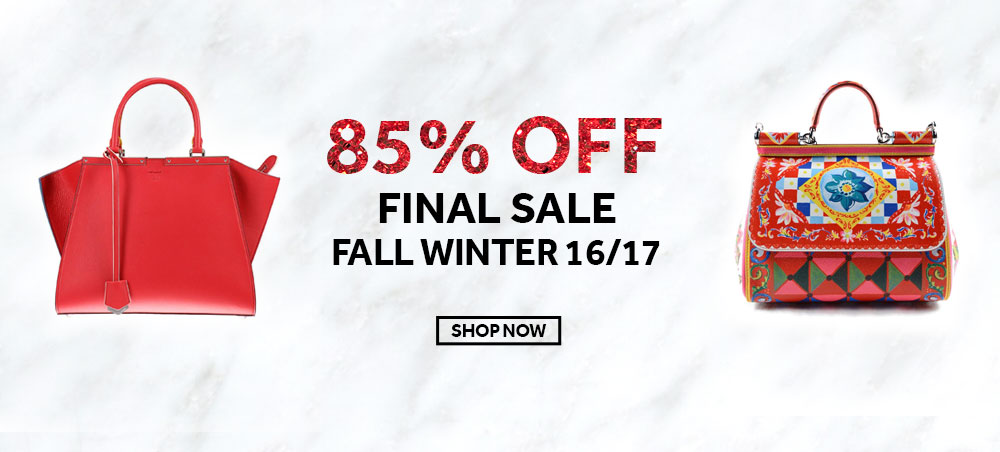 Final Sales - Fall Winter 2016